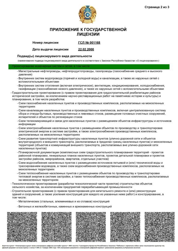 Лицензия ТПЭП ПИР 0004