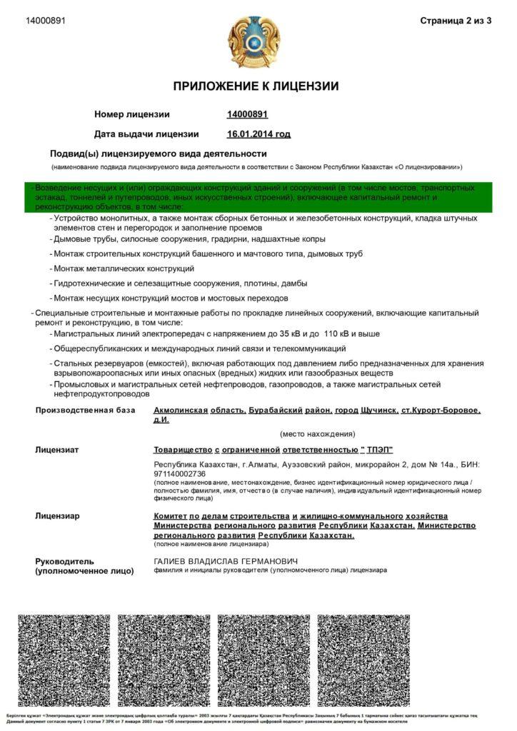 ТПЭП СМР 1 категория 0003